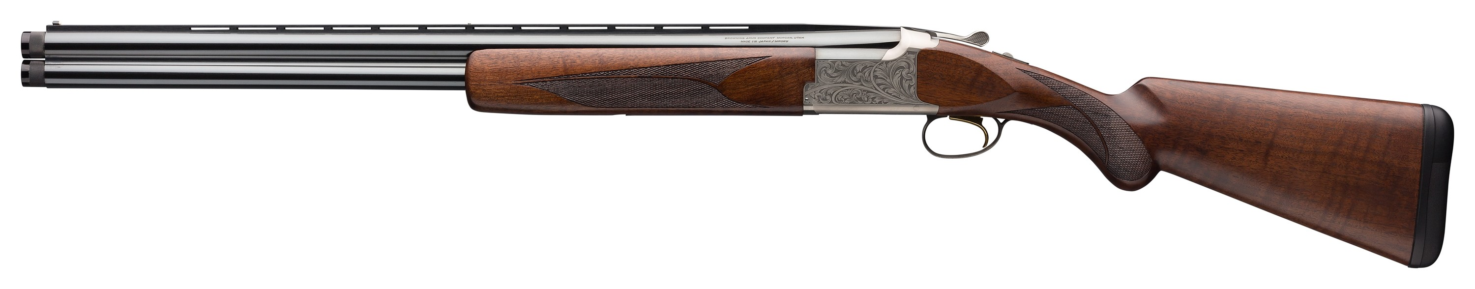 Browning 018142913 Citori White Lightning 410 Gauge 28in. 2 3in. Silver Nitride Oil Black Walnut Right Hand