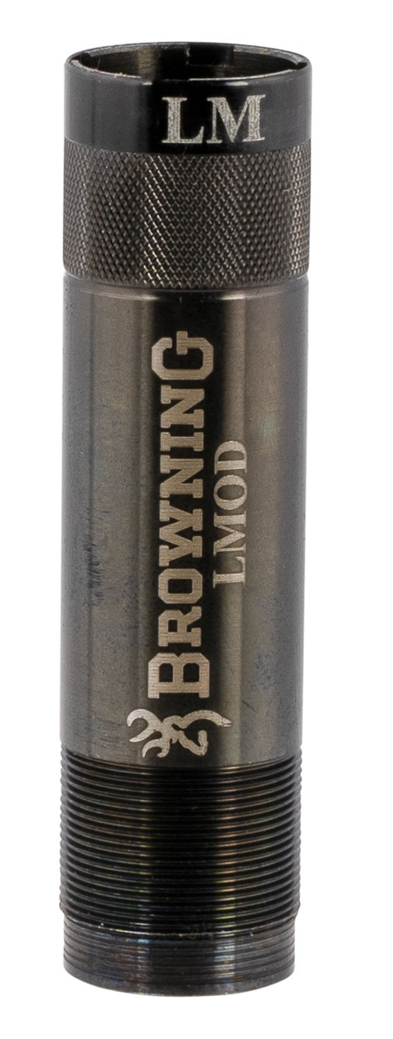 Browning 1132033 Invector-Plus Midas 12 Gauge Light Modified Stainless Steel Black Oxide