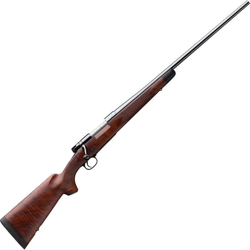 Winchester Guns 535203229 70 Super Grade 264 Win Mag 3+1 26in. Satin Fancy Walnut High Polished Blued Right Hand