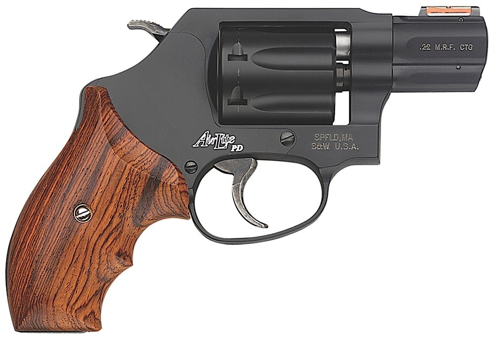 Smith & Wesson Model 351 PD 22 Magnum Revolver