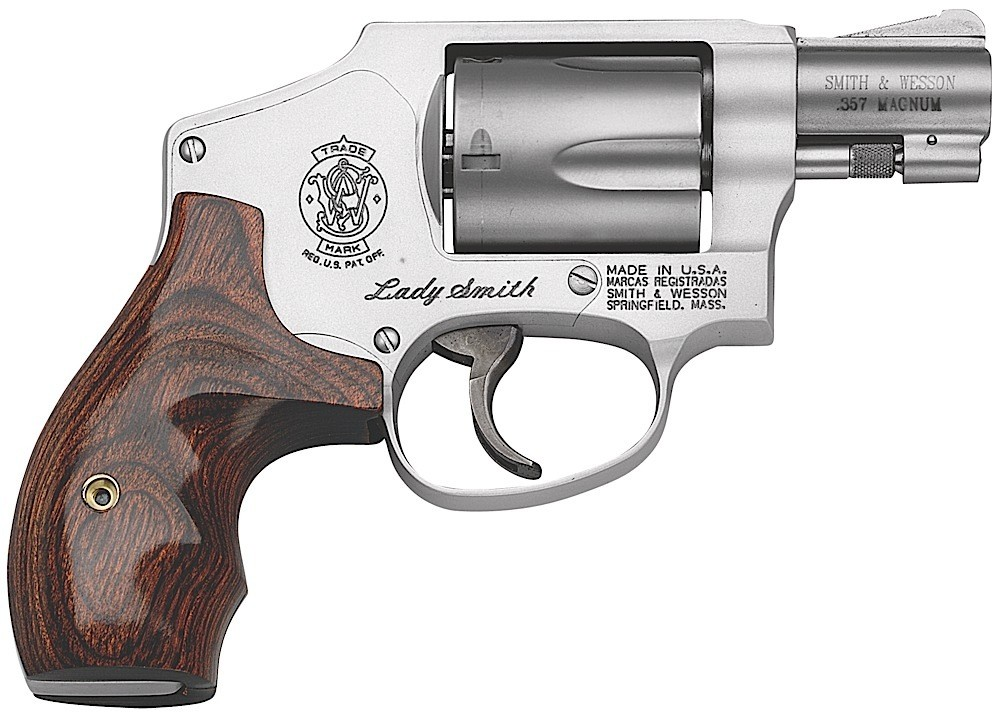 Smith & Wesson Model 642 LS Lady Smith 38 Special
