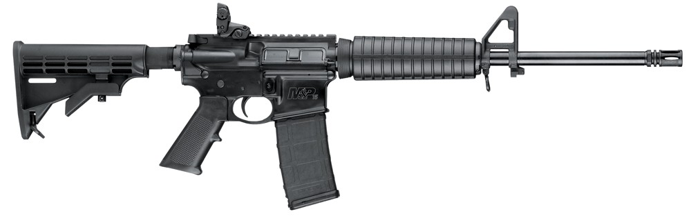 Smith & Wesson M&P15 Sport II MS 5.56mm NATO / 223 Remington