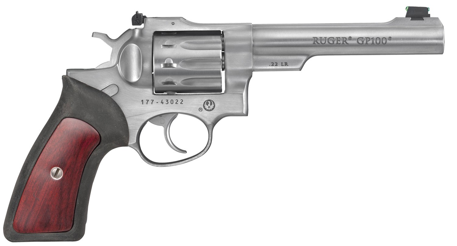 Ruger GP100 22 Long Rifle Revolver