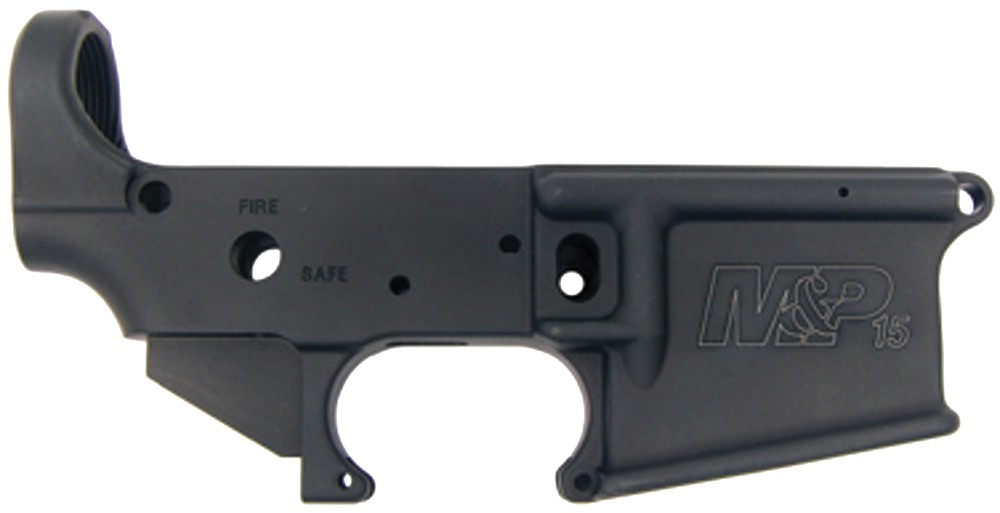 Smith & Wesson MP15 Stripped Lower Receiver