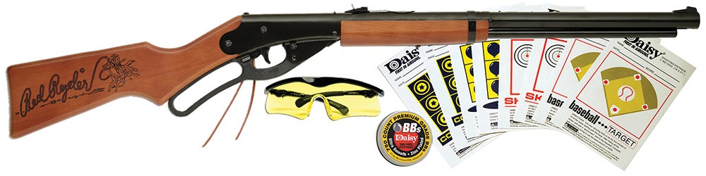 Daisy Red Ryder 1938 Air Rifle .177 BB Rifle Fun Kit