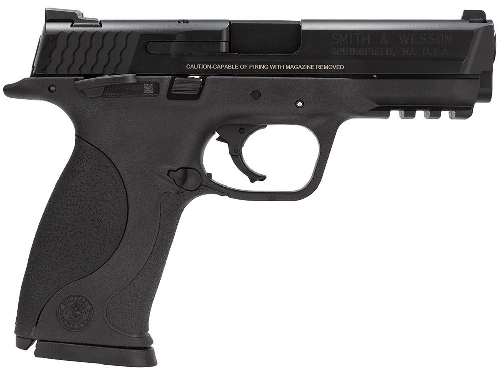 Smith & Wesson M&P9 Thumb Safety 9mm Luger