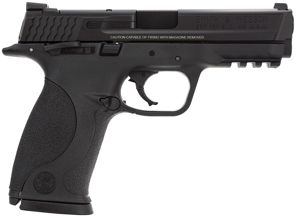 Smith & Wesson M&P40 Full Size Thumb Safety 40 S&W