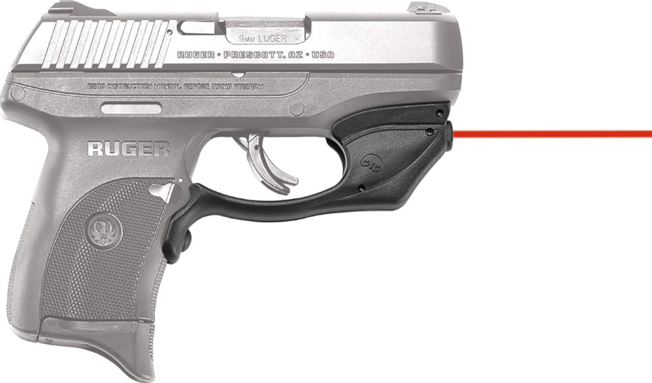 Crimson Trace LG416 Laserguard  Red Laser Ruger EC9s|LC9|LC9s|LC380 Trigger Guard Black