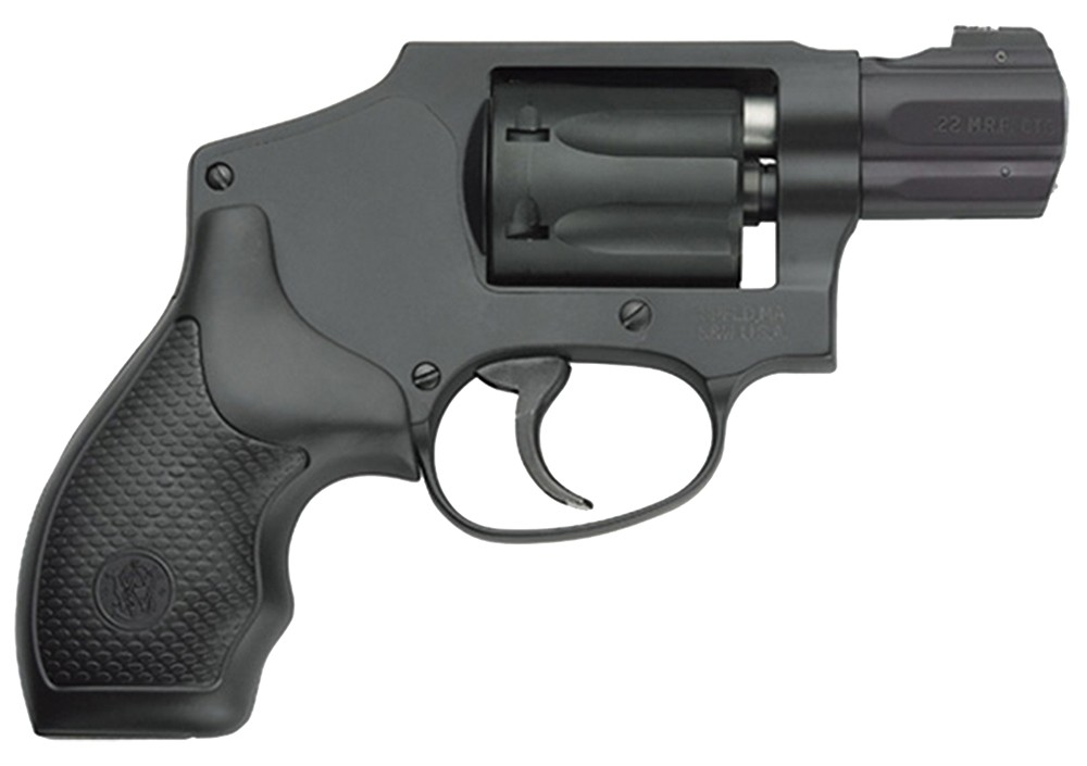 Smith & Wesson Model 351 C 22 Magnum Revolver
