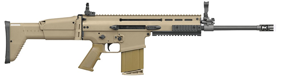 FN Herstal SCAR 17S 308 Winchester