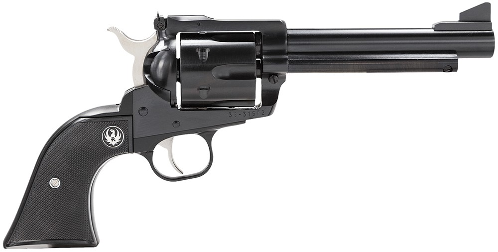 Ruger New Model Blackhawk Blued 45 Colt Revovler