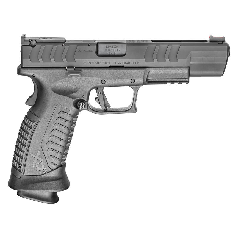 Springfield Armory XDME95259BHC 9MM ELITE 5.25 TARGET BLK