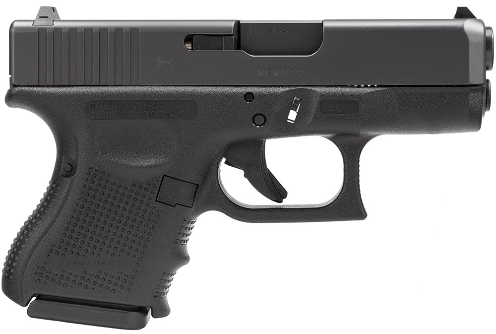 Glockr OEM 27 Gen 4 40 Smith & Wesson
