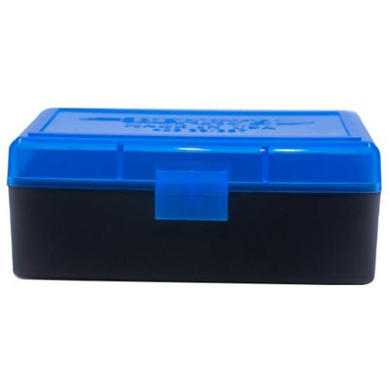 Berrys 403 Ammo Box 38 Special357 Mag 50rd Blue/Black