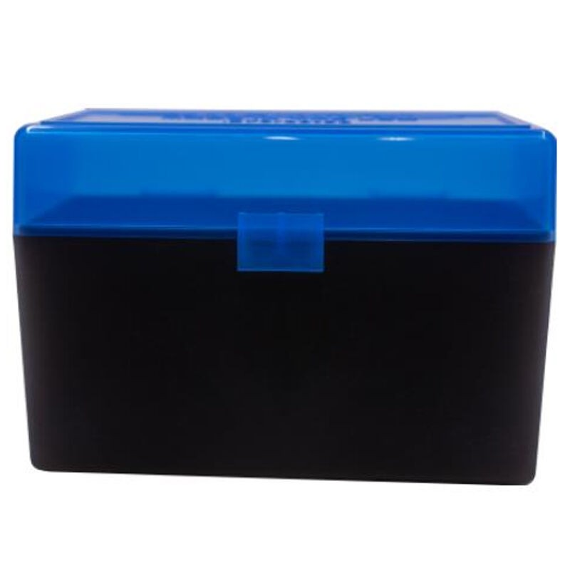 Berrys 410 Ammo Box 270 Win;30-06 Springfield 50rd Blue/Black