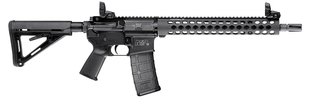 Smith & Wesson M&P15 TS MS 5.56mm NATO / 223 Remington