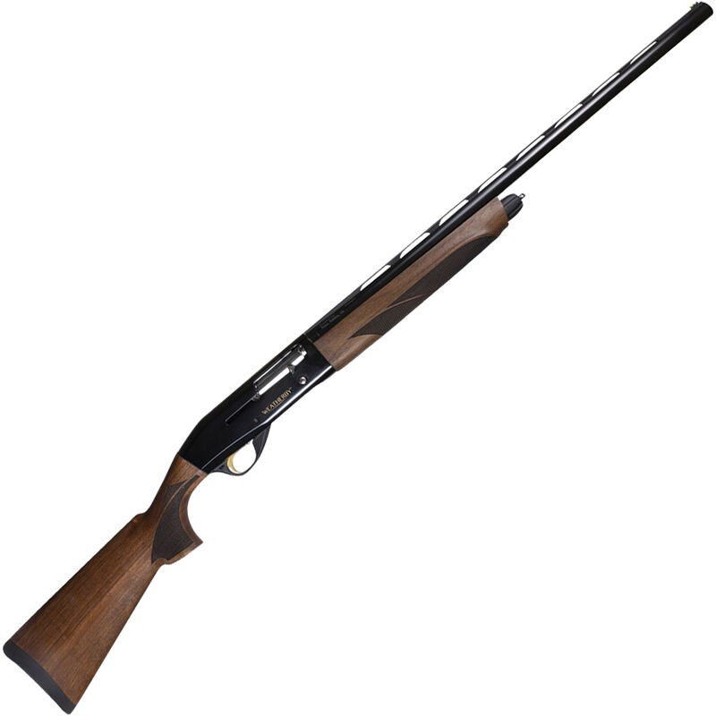 Weatherby EUP1226PGM Element Upland 12 Gauge 26in. 4+1 3in. High Polished Black Oil Walnut Right Hand
