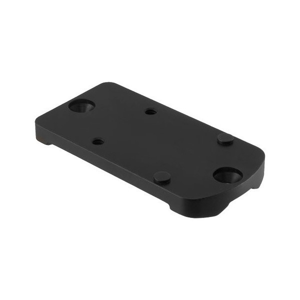 Truglo TG8950R2 Ruger Compatible Optic Mount For Ruger Adapter Mount Style Black Finish