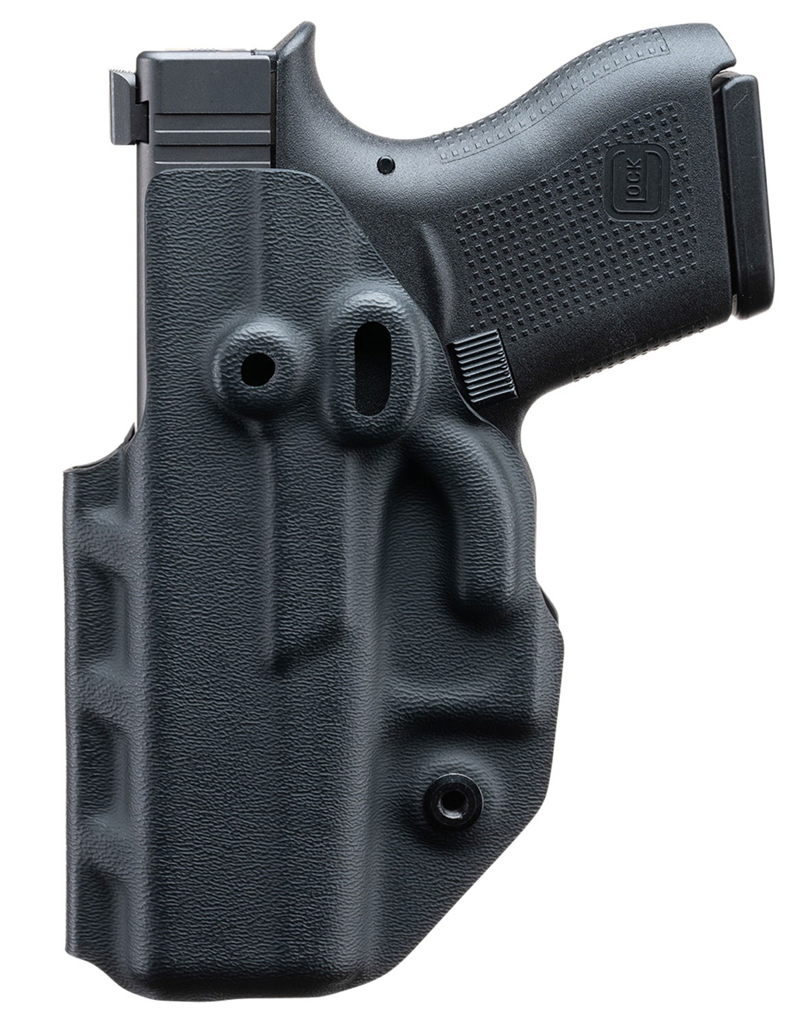CRUCIAL CONCEALMENT 1023 Covert IWB Ruger LCP II Kydex Black