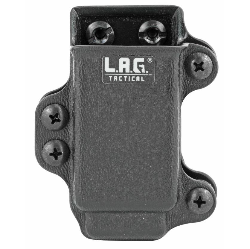 L.A.G. Tactical, Inc. SPMC MAG CARRIER 9/40 FULL BLK