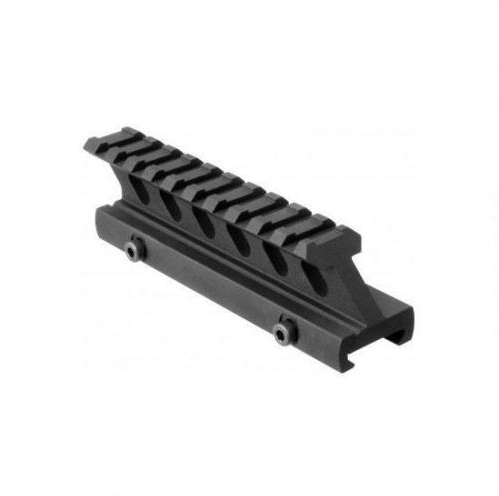AIMSPORTS MT012H 1IN HIGH 5IN LONG RISER MNT