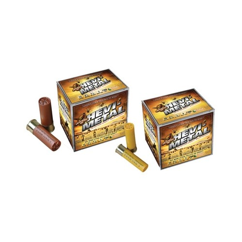 Hevishot 31235 Hevi-Metal Pheasant 12 Gauge 2.75in. 1 1/8 oz 5 Shot 25 Bx/ 10 Cs