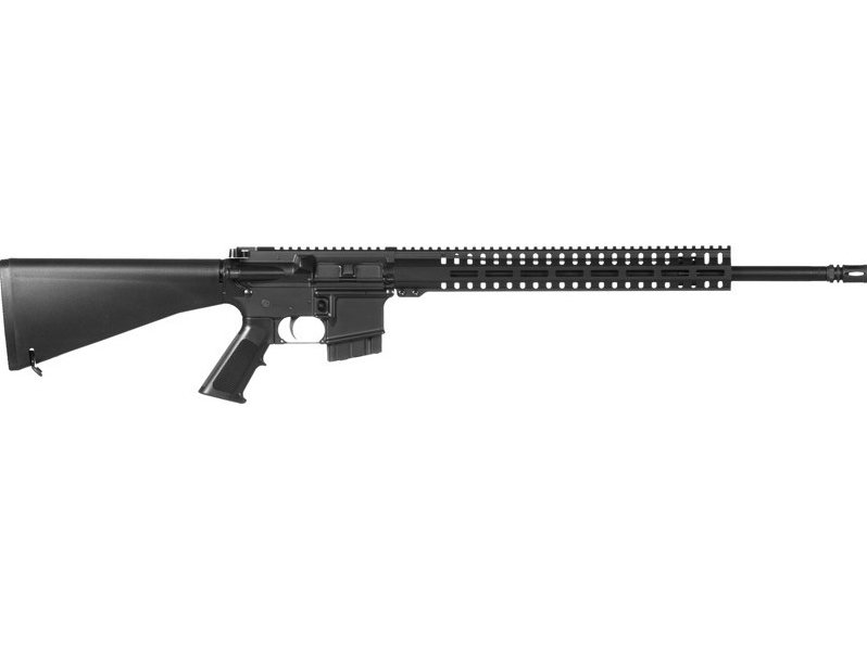 CMMG 25A48D2 Endeavor 100 MK4 Semi-Automatic 224 Valkyrie 20 10+1 Fixed Synthetic Black Stk Black Hardcoat Anodized in.