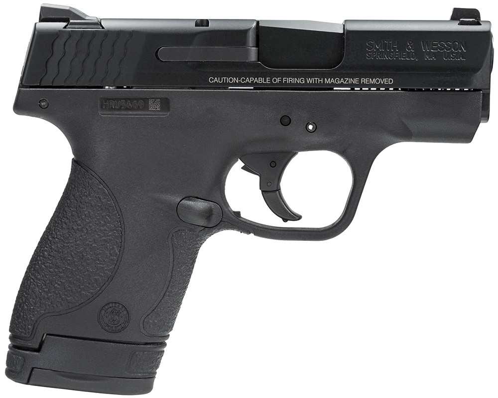 Smith & Wesson M&P9 Shield Thumb Safety 9mm Luger