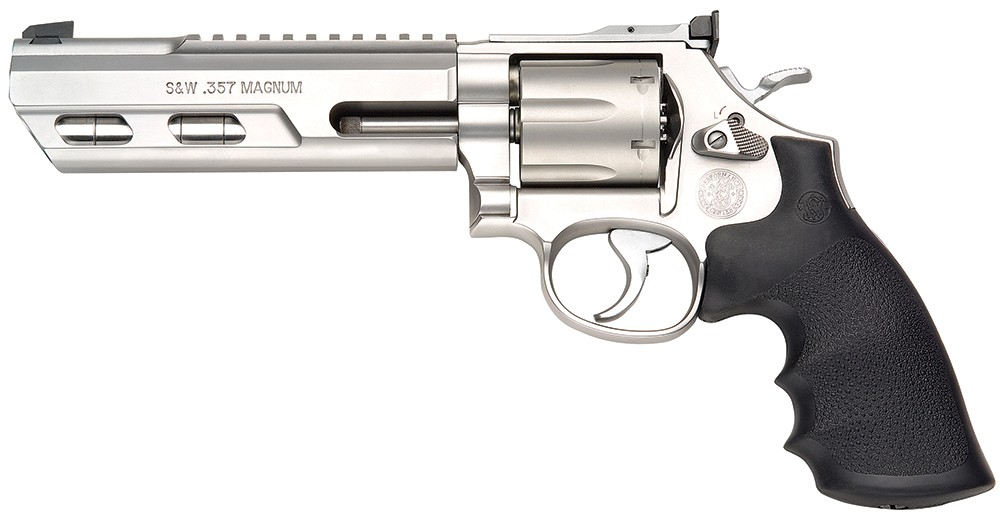 Smith & Wesson Performance Center Model 686 357 Mag / 38 Spl