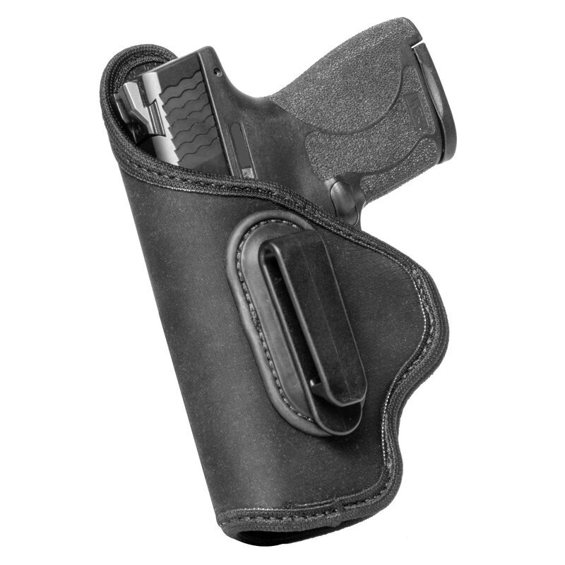 Alien Gear Holsters GT0657SSCLH Grip Tuck 1911 Black Neoprene IWB 1911 3.5in. Left Hand