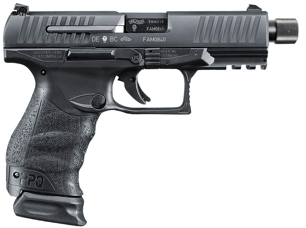 Walther PPQ M2 Navy 9mm Luger