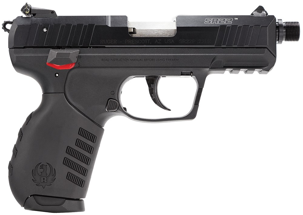 Ruger SR22 22 Long Rifle