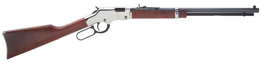 Henry Golden Boy Silver 22 Short / Long / Long Rifle