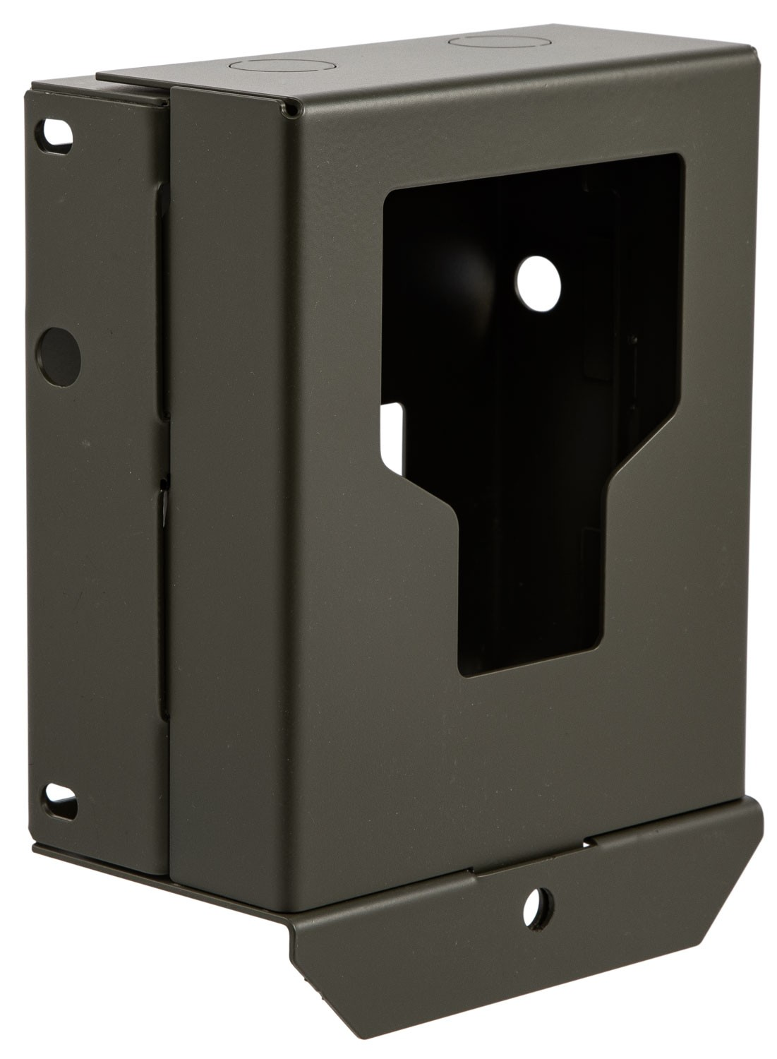 Covert Scouting Cameras 5601 E1 Bear Safe Security Camera Box Black Steel