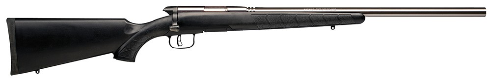 Savage Arms B Mag Stainless Heavy Barrel 17 Win Super Mag