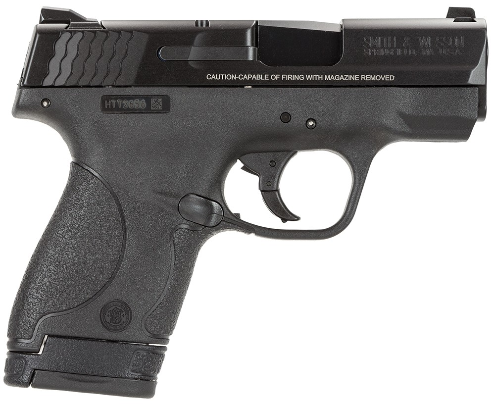 Smith & Wesson M&P40 Shield No Thumb Safety 40 S&W