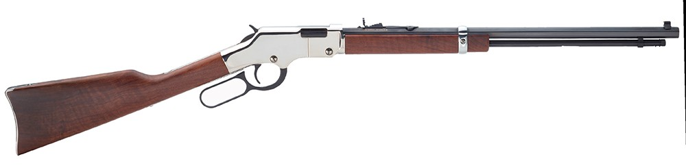Henry Golden Boy Silver 17 HMR