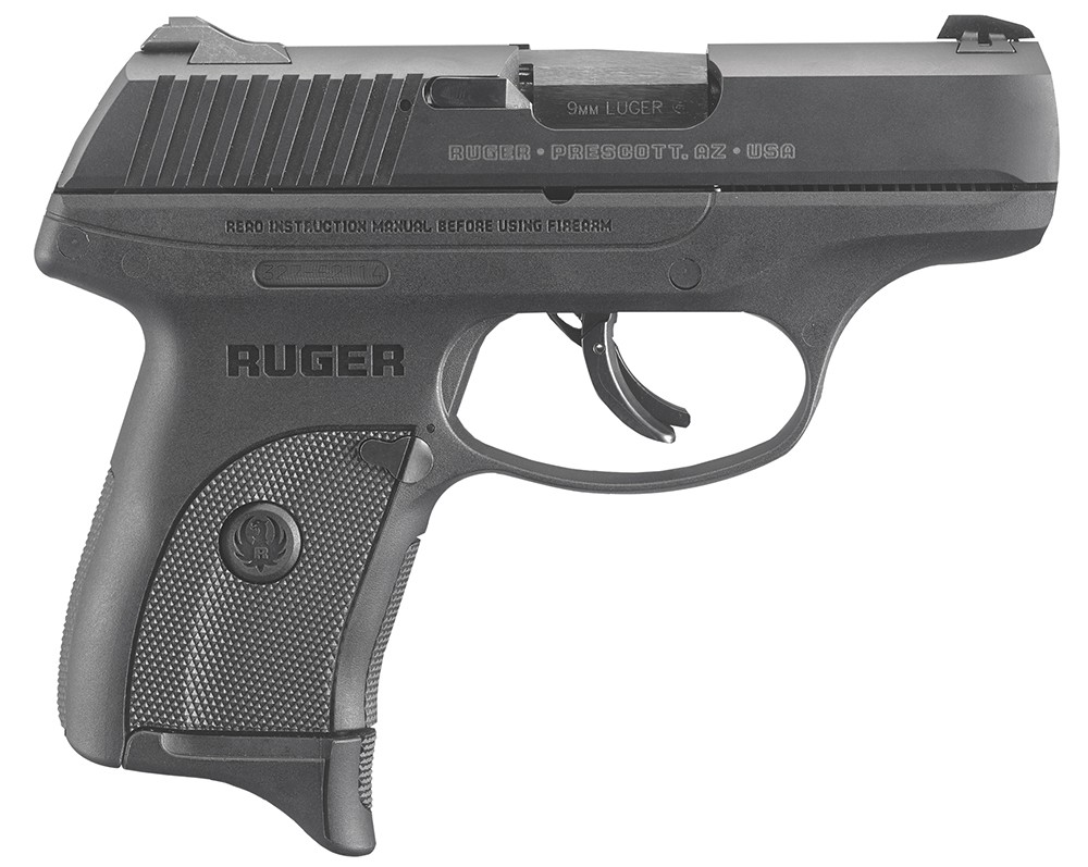 Ruger LC9s Pro 9mm Luger