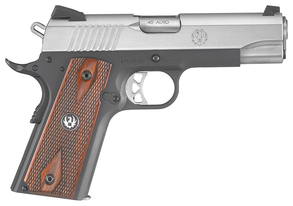Ruger SR1911 Commander-Style 45 ACP
