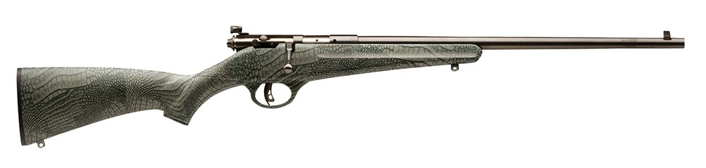Savage Arms Rascal Gator Camo 22 Long Rifle