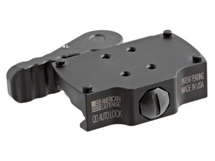 American Defense Trijicon RMR Mount