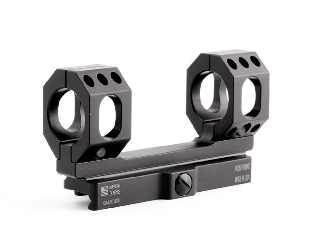 """American Defense AD-SCOUT-S 1"""" Scope Mount"""