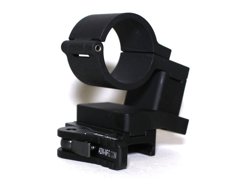 American Defense Magnifier Swing Off Mount HR - Lower 1