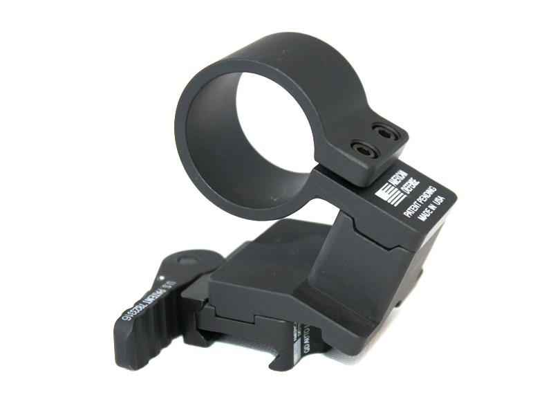 American Defense Magnifier Swing Off Mount - Lower 1/3r
