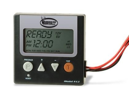 American Hunter 6 / 12 Volt Digital Timer Only