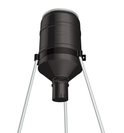 American Hunter 180lb Tripod Feeder