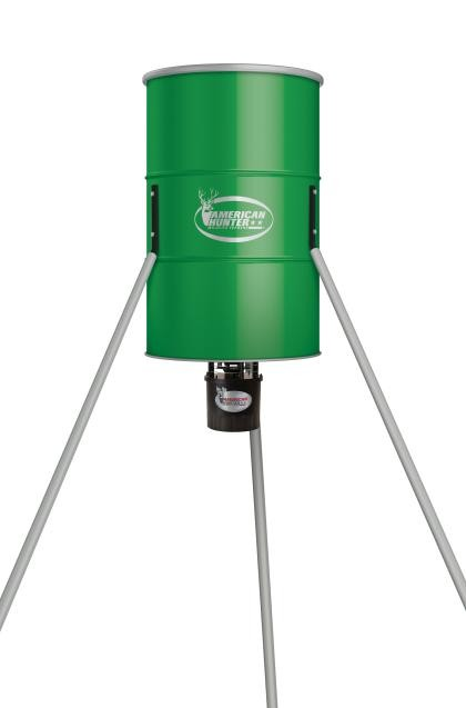 American Hunter 350lb Tripod Feeder