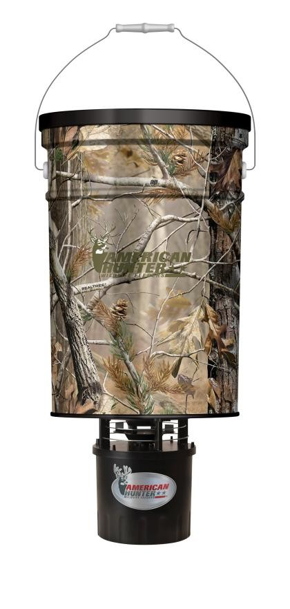American Hunter 50lb Hanging Feeder