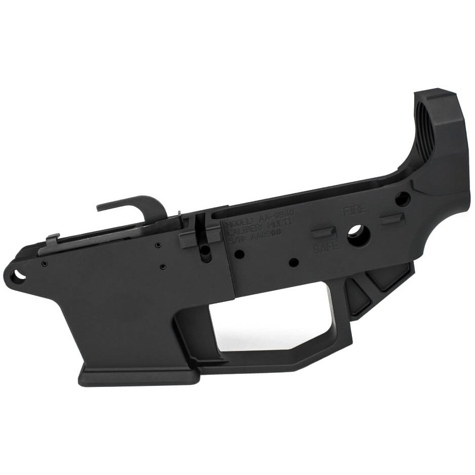Angstadt Arms 0940 9mm Lower Receiver for Glock