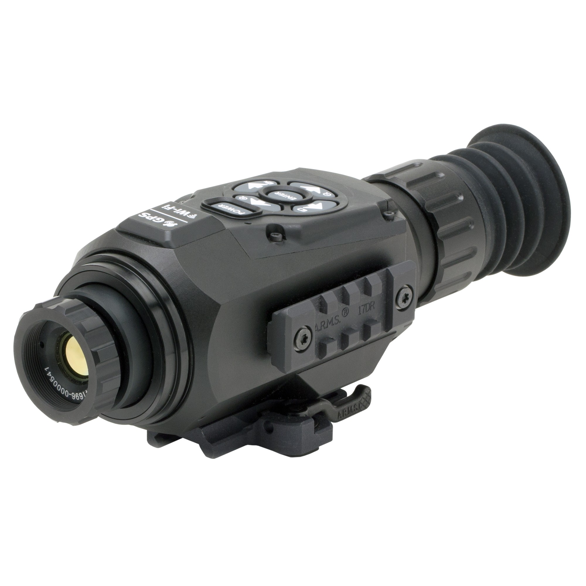 ATN 1.5-15x ThOR-HD 640 Smart Thermal Weapon Sight